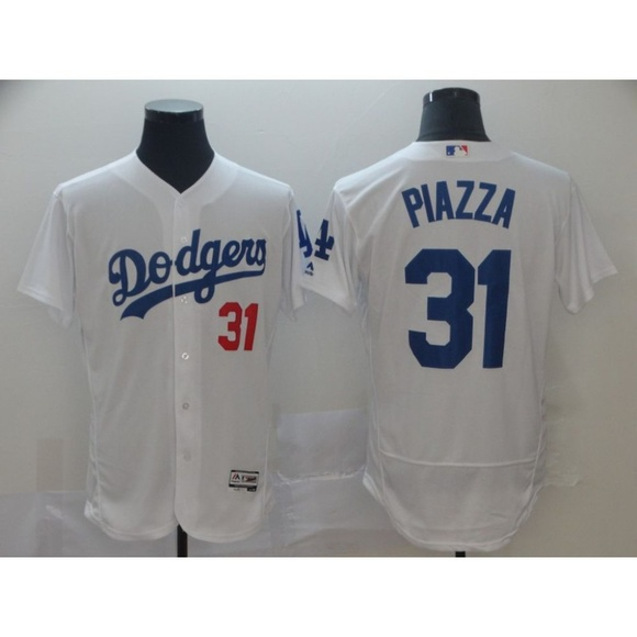 premium selection e7fd3 424f0 Los Angeles Dodgers Mike Piazza Jersey